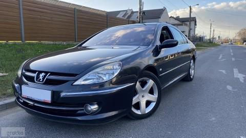 Peugeot 607 2.7 HDi Bi-Turbo Platinum Ivoire Full Serwis !