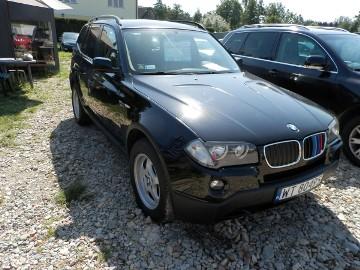 BMW X3 I (E83)
