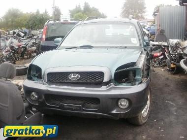 Hyundai Santa Fe I 2002 r. 2,4 NA CZĘŚCI-1
