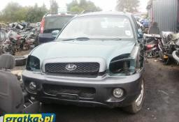 Hyundai Santa Fe I 2002 r. 2,4 NA CZĘŚCI