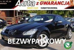 Mercedes-Benz Klasa SLK R171 1.8 KOMPRESSOR*163PS*OPŁACONY*Bezwypadkowy*Skóra*GWARANCJA24Miesiące