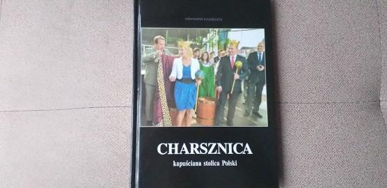Charsznica kapuściana stolica Polski książka