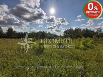 Działka budowlana Chotomów, ul. Spacerowa