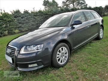 Audi A6 III (C6) 2,0 tdi, skrzynia automat, nawigacja GPS, pełen serwis