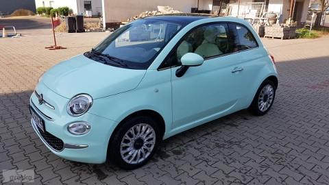 Fiat 500 Wynajem długoterminowy samochodów