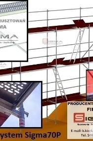 RUSZTOWANIE Systemowe 124m2 od 4400 zł KAŻDY TYP Rusztowania Producent-2