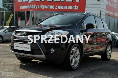 Ford Kuga Ford Kuga 2.0TDCI 163 KM Automat, Titanium X, 4x4, Gwarancja!!