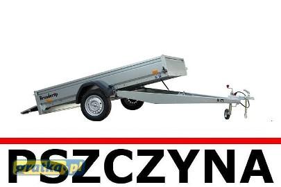 Przyczepa uchylna pod quada Brenderup 2260S TILT ATV 258x153x26cm Fabrycznie nowa!