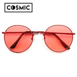 okulary Cosmic przeciwsłoneczne czerwone