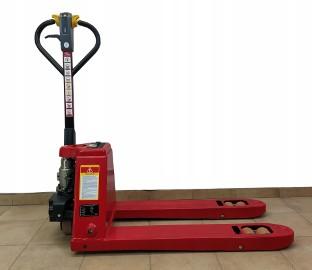 Paleciak - Wózek paletowy elektryczny PPT 18H ZG