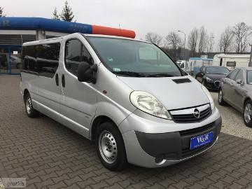 Opel Vivaro I Long 2.0 CDTI 9 osobowy Salon Polska Cesja Leasing