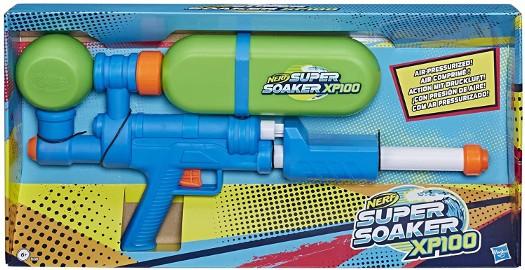 Pistolet na Wodę Nerf Super Soaker XP100