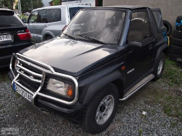 Suzuki Vitara I JLX 4X4 1.6 BENZYNA 80 KM ALU-FELGI