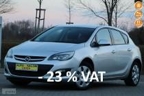 Opel Astra J 1-właściciel, krajowy, serwisowany, klima, zarejestrowany