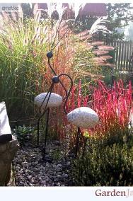 Ptak BOCIAN DUŻY, rzeźba, ozdoba ogrodowa, kamień-2
