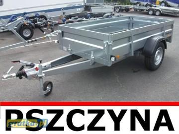 Przyczepa towarowa Brenderup 2260S 1300kg 258x128x40cm Fabrycznie nowa!