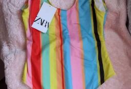 (36/S) ZARA/ Ekskluzywny strój kąpielowy z Madrytu/ NOWY
