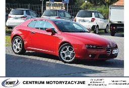 Alfa Romeo Brera 2006r 2.4 JTDM 20V - Klimatyzacja AC