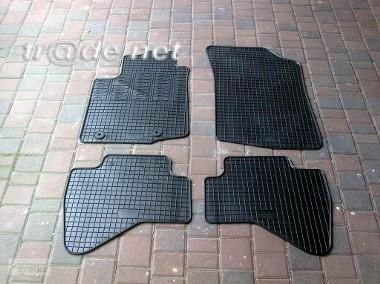 CITROEN C1 II od 2014 r. do teraz dywaniki gumowe wysokiej jakości idealnie dopasowane Citroen C1-1