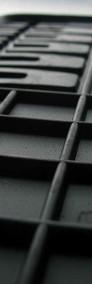 CITROEN C1 II od 2014 r. do teraz dywaniki gumowe wysokiej jakości idealnie dopasowane Citroen C1-3