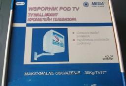 MEGA Wspornik przegubowy TV001S Podstawa pod TV Kolumny Monitor