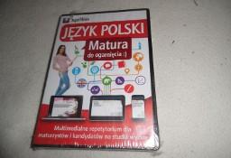 Język polski-matura do ogarnęcia płyta CD