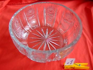 Nr 1 Misa kryształowa kryształ PRL
