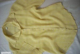 Pastelowa Koszula Damska Zwiewna Luźna L
