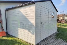 Garaż akrylowy domek gospodarczy pomieszczenie gospodarcze schowek na narzędzia