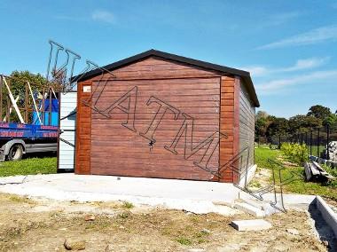 garaże blaszane,wiaty,hale-1