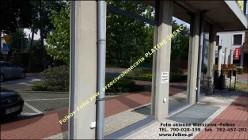Folie przeciwsłoneczne na okna -Folie zewnetrzne EXTERIOR -Folia Neutral 275XC, Folia Platine 285XC ...-przyciemnianie szyb Folkos