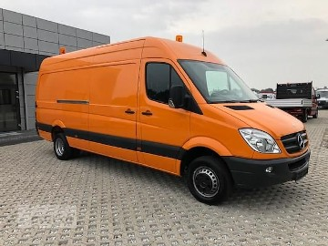 Mercedes-Benz Sprinter 516 MAXI