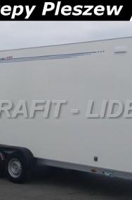 TP-036 TFS 600T.00, 600x200x220, furgon izolowany, sandwich, drzwi 2 skrzydłowe, DMC 3000kg-2