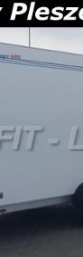 TP-036 TFS 600T.00, 600x200x220, furgon izolowany, sandwich, drzwi 2 skrzydłowe, DMC 3000kg-3