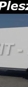 TP-036 TFS 600T.00, 600x200x220, furgon izolowany, sandwich, drzwi 2 skrzydłowe, DMC 3000kg-4