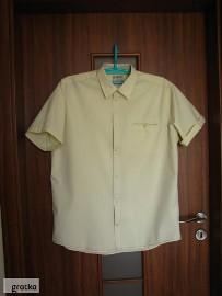Koszula męska z krótkim rękawem, XL Carry
