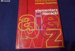 Leksykon młodego czytelnika Elementarz literacki