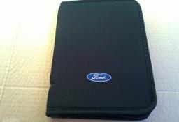 ETUI OPRAWA NA DOKUMENTY KSIĄŻKI POJAZDU Ford