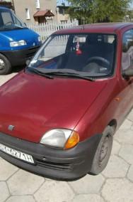 Fiat Seicento sprzedam fiat seicento-2