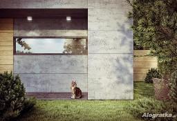 Nowoczesne elewacje z betonu architektonicznego Płyty betonowe LUXUM