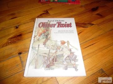 Oliver Twist -Dickensa
