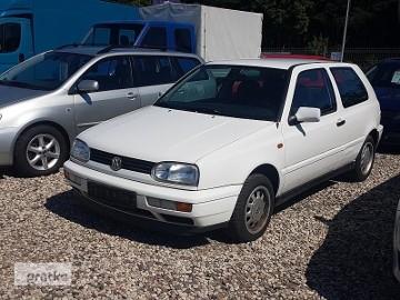 Volkswagen Golf III Automat-Klima-I właściciel od 1996r