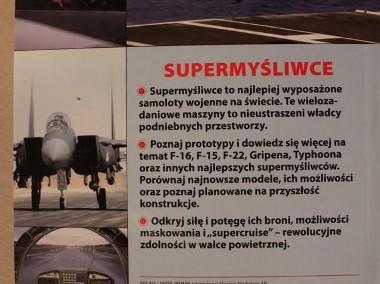 DVD Supermyśliwce-2