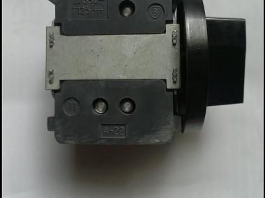 Przełącznik WO-7 , 16A, 250V / 10A , 380V-1