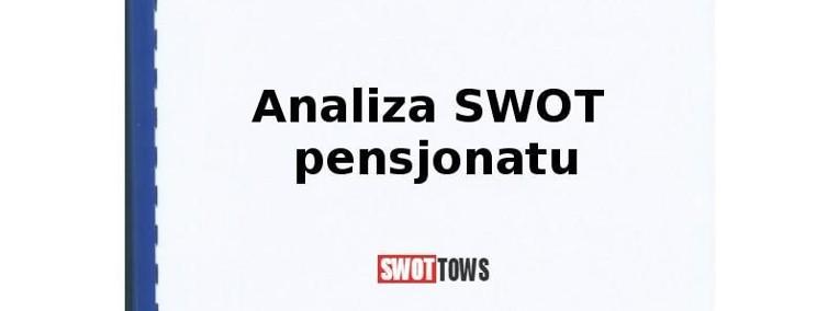 Analiza SWOT pensjonatu-1