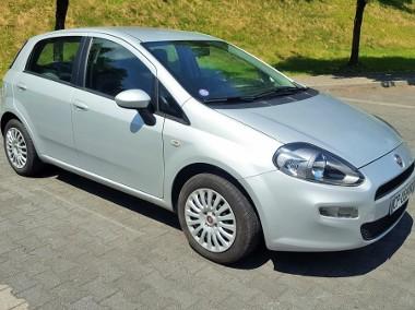Fiat Punto IV 1.2i 70PS 117tkm Klima-1