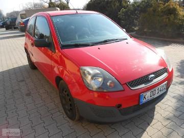 Ford Fiesta VI instalacja gazowa