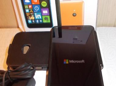 Microsoft Lumia 640 Dual SIM czarny  (bez simlocka) oryginalny zestaw-1