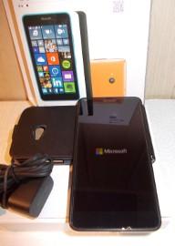 Microsoft Lumia 640 Dual SIM czarny  (bez simlocka) oryginalny zestaw