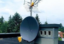 GOSZCZA montaż anten ustawianie anten SAT, DVB-T